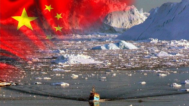 China está a punto de comprar su primera base en el Ártico