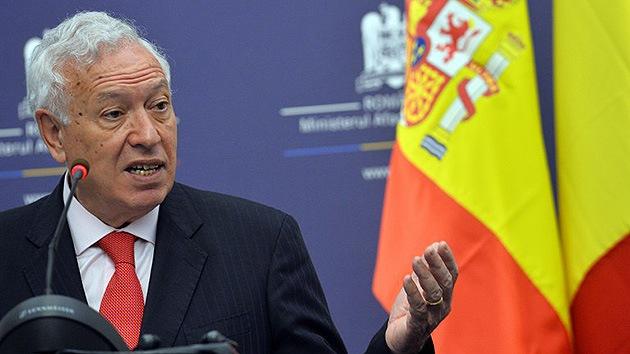 La perla de ormuz ministro de exteriores de espa a no for Exteriores espana
