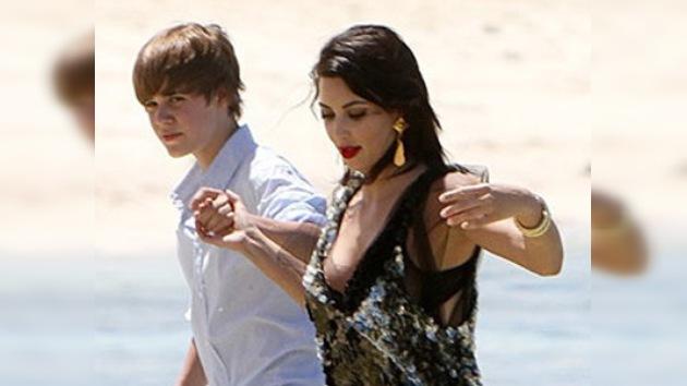 Kim Kardashian y Justin Beiber, ¿una nueva pareja disfuncional?