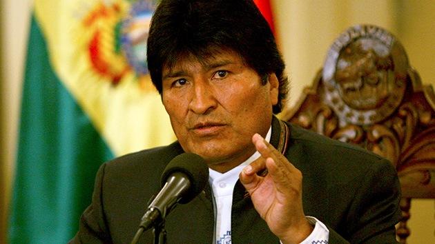 Evo Morales pide a Chile que no condicione el diálogo sobre la salida al Pacífico