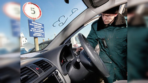 En Rusia detectan coches radiactivos importados de Japón