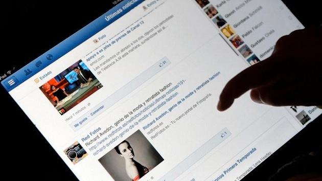 Científicos israelíes aseguran que Facebook puede causar trastornos mentales