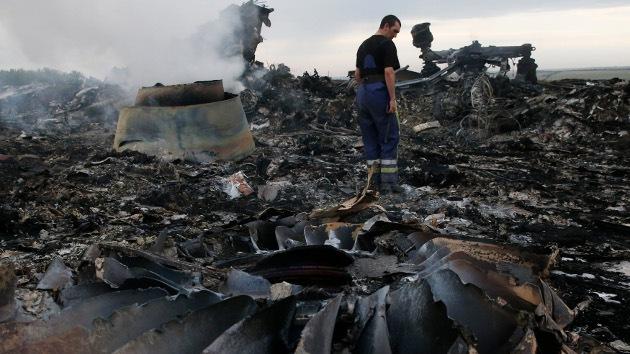 Las autodefensas proponen una tregua para investigar la catástrofe aérea