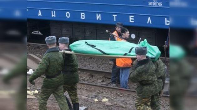 Líder terrorista muere en operación de fuerzas de seguridad rusas