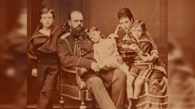 La cara oculta de los zares: subastan 300 fotos inéditas de los Romanov