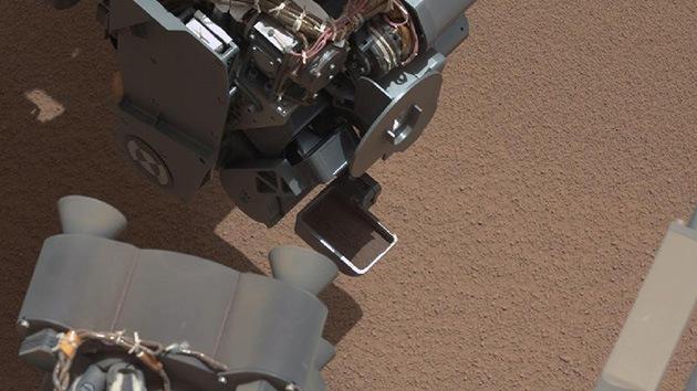 Investigan si al robot Curiosity le falta 'un tornillo'
