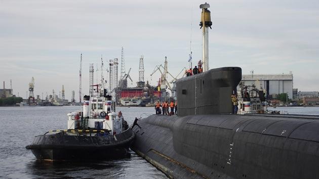 Nuevo submarino estratégico ruso, listo para entrar en servicio