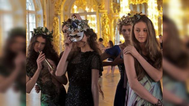 El famoso Tsárskoye Seló empieza a celebrar su 300 aniversario