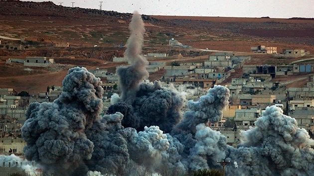 Siria: El Estado Islámico usa armas químicas