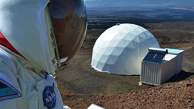 ¡Peligro! Una misión a Marte podría resultar mortal... de puro aburrimiento