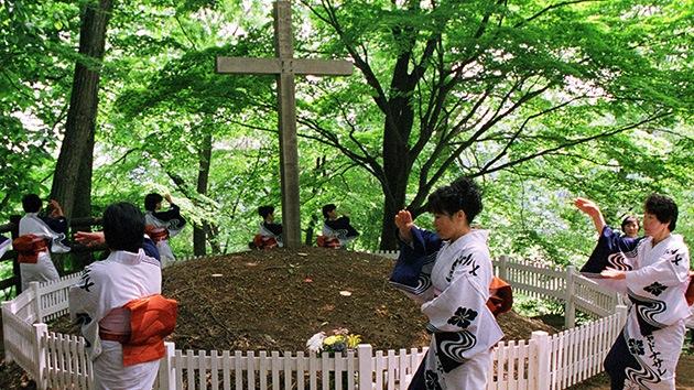 ¿Está la tumba de Jesús en Japón?