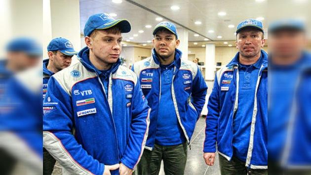 El mejor equipo ruso en categoría de camiones, descalificado del Dakar-2012