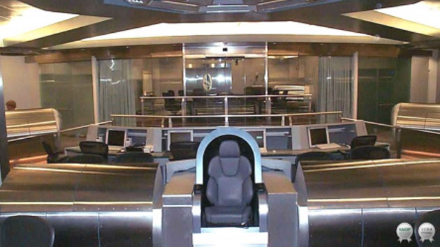 Director de la NSA gastó millones de dólares en convertir su oficina en una 'nave espacial'
