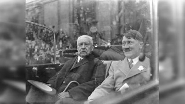 Hitler podría tener orígenes judíos y norteafricanos