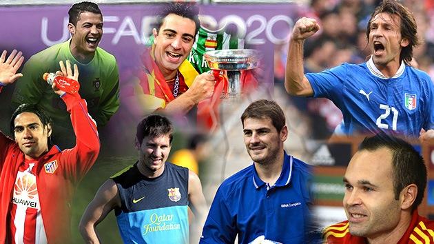 ¿Quién será el mejor jugador en Europa?