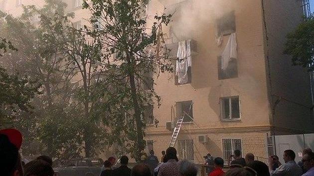 Moscú: Explosión de gas en una casa donde viven empleados de la Embajada de EE.UU.