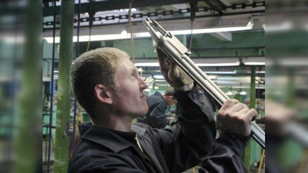 Rusia desarrolla nueva gama de armas de infantería