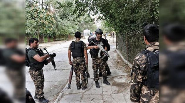 Finaliza el operativo contra los talibanes que atentaron en la zona de Embajadas en Kabul