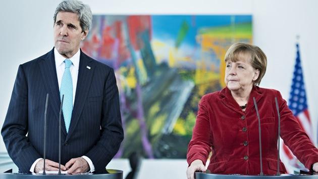 Alemania planea retomar el contraespionaje contra EE.UU y otros países occidentales
