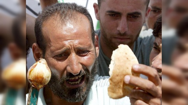 Gaza, con el desempleo al cuello