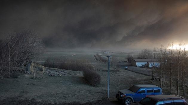 ¿Qué problemas puede causar la erupción del volcán islandés Bardarbunga?