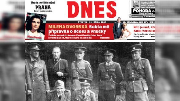 Inteligencia militar checa publicó nombres de sus agentes por error