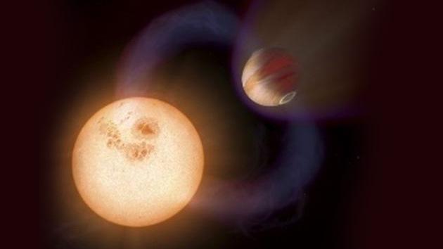Hallan un 'Júpiter caliente' que desafía a la ciencia