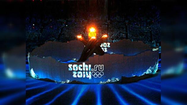 Sochi se prepara a toda máquina