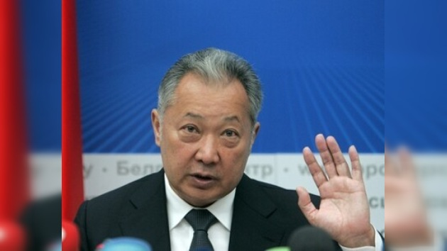 Ex mandatario de Kirguistán, privado de inmunidad presidencial