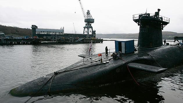 Los misiles Trident tendrán que buscar un nuevo hogar si Escocia abandona Reino Unido