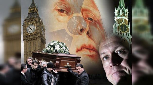 El asesinato con veneno radiactivo del ex espía Litvinenko 'chisporrotea' 5 años después