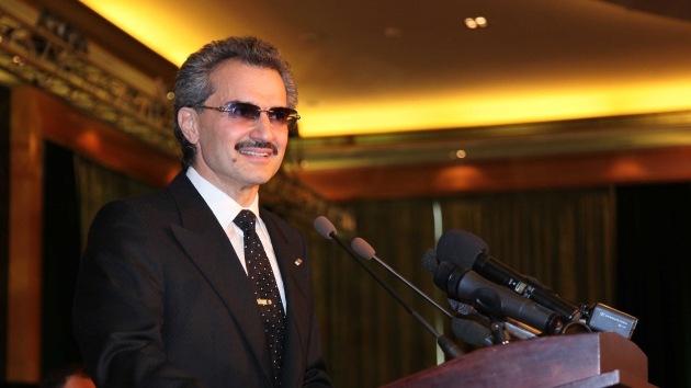 Un príncipe saudí demanda 'Forbes' por subestimar su fortuna