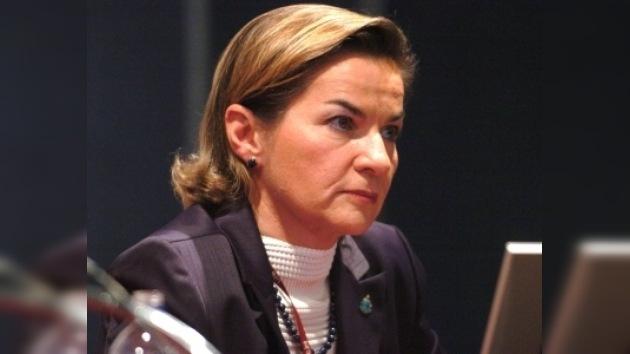 Figueres, nueva jefa de negociaciones sobre el cambio climático en la ONU