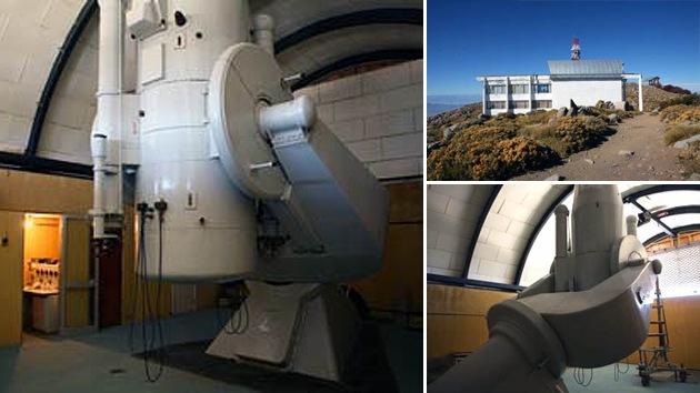 Un observatorio astronómico de Rusia 'abre los ojos' en Chile tras 41 años de inactividad