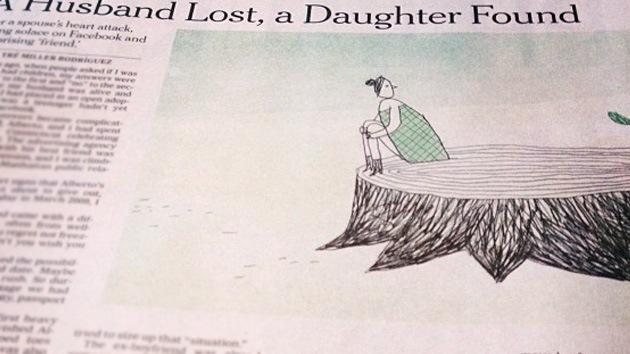 Facebook reúne a una joven con la madre biológica que la dio en adopción