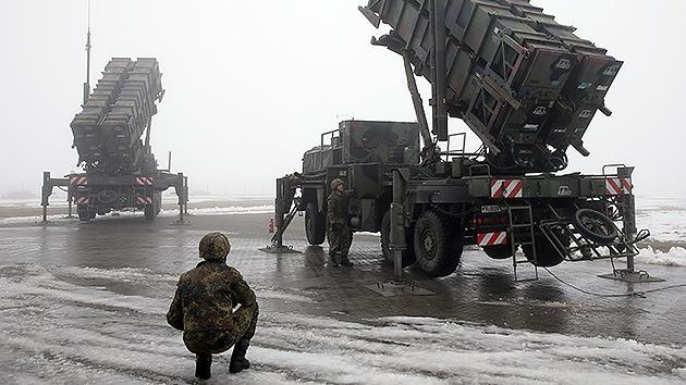 Dos mil soldados extranjeros serán desplegados en la frontera turco-siria