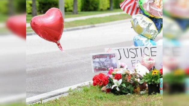 """Obama considera """"una tragedia"""" la muerte del adolescente Trayvon Martin"""