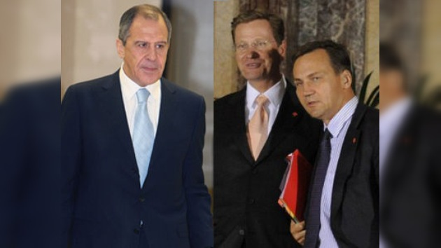 Diplomacia rusa, polaca y alemana encuentran puntos en común en Kaliningrado