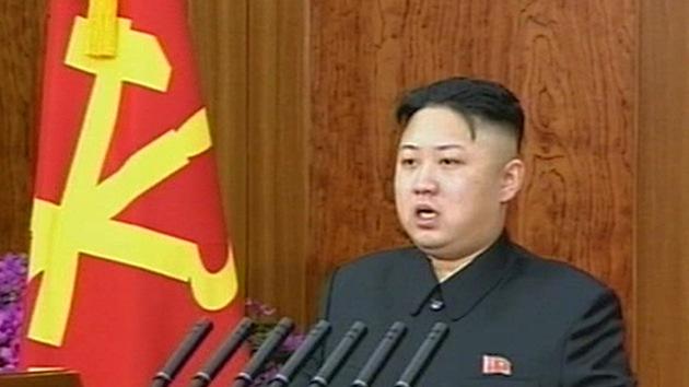 El líder norcoreano llama a eliminar tensiones con Corea del Sur