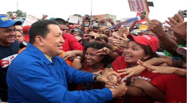 """Chávez: """"Nosotros no perdemos estas elecciones"""""""