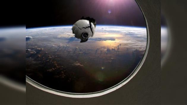 La Estación Espacial Internacional está amenazada