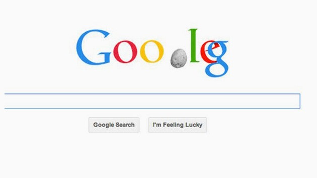 Google retira el 'doodle' sobre el asteroide por respeto a las víctimas del meteorito en Rusia