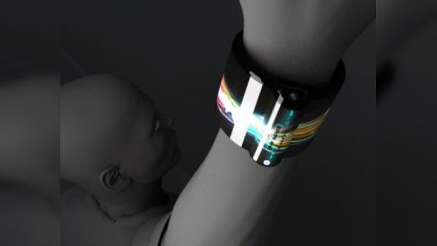 Las computadoras de pulsera ya son una realidad