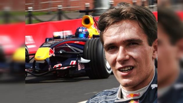 Mijaíl Alioshin conducirá un monoplaza de Fórmula 1