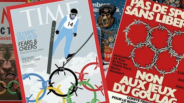 Ideas de hace un tercio de siglo en la campaña mediática contra Sochi