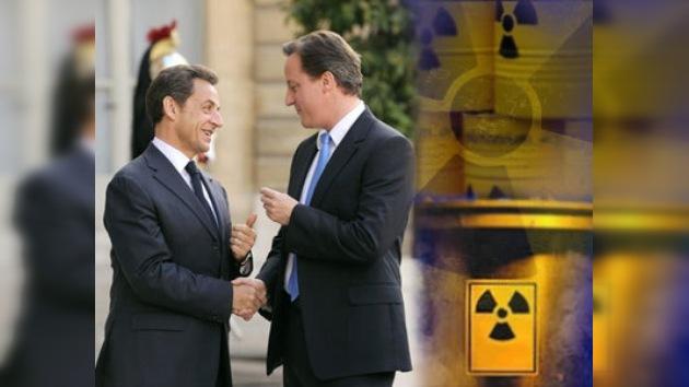 Francia y el Reino Unido van a construir una central nuclear conjunta