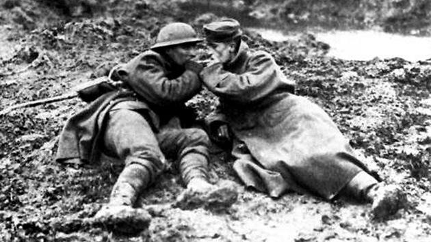 El horror de las trincheras: entrevistas inéditas a veteranos de la I Guerra Mundial