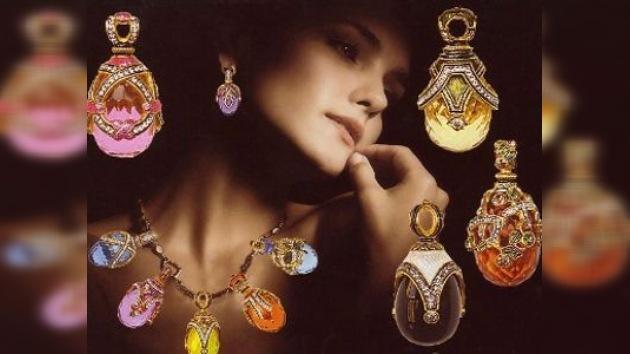 Fabergé reabre para dar nueva vida a sus colecciones
