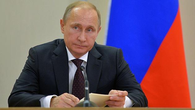 """Putin: """"Si Europa no quiere la realización del proyecto South Stream, no lo haremos"""""""