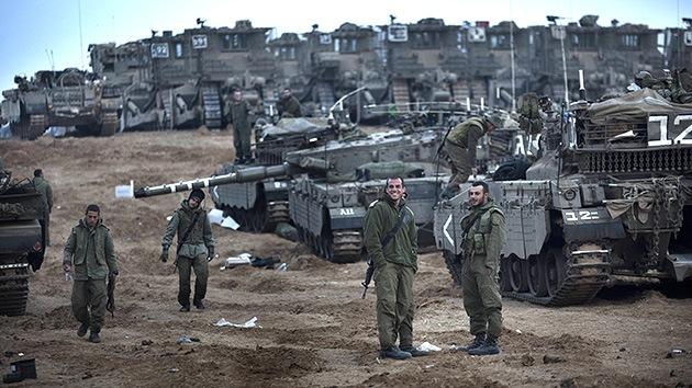 El Ejército israelí desmoviliza a los reservistas tras la tregua con Hamás